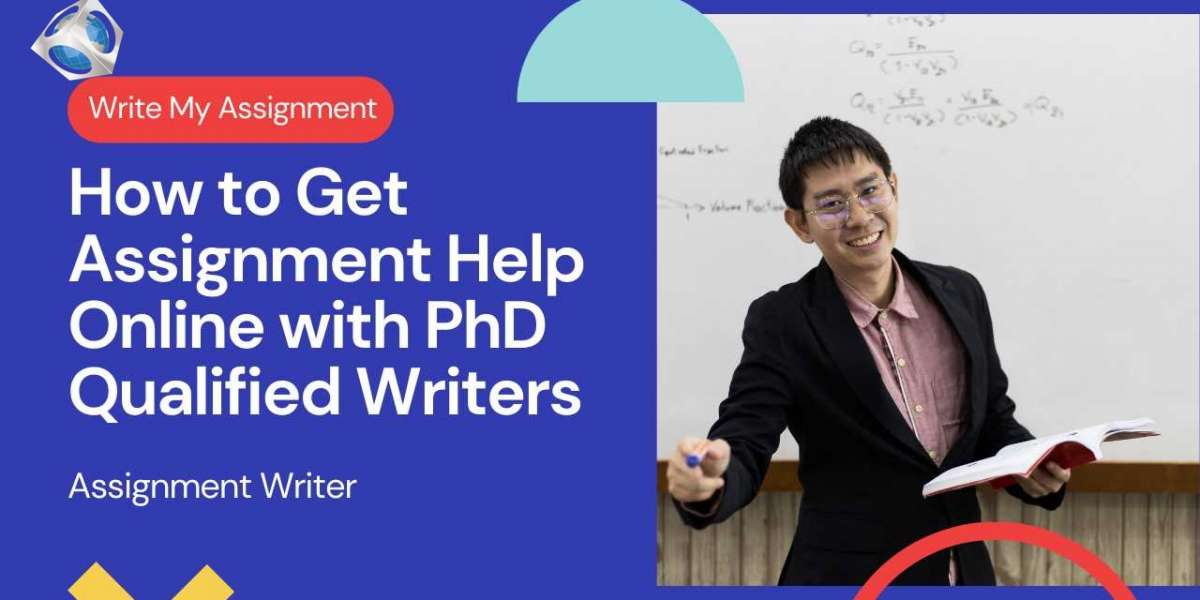 How to Get Assignment Help Online with PhD Qualified Writers