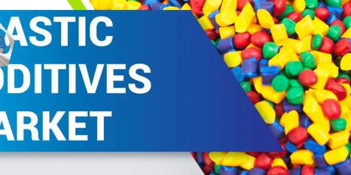 Plastic Additives Market Future Growth Analysis by Business Revenue, Top Opportunities, Manufacturers, Global Trends For
