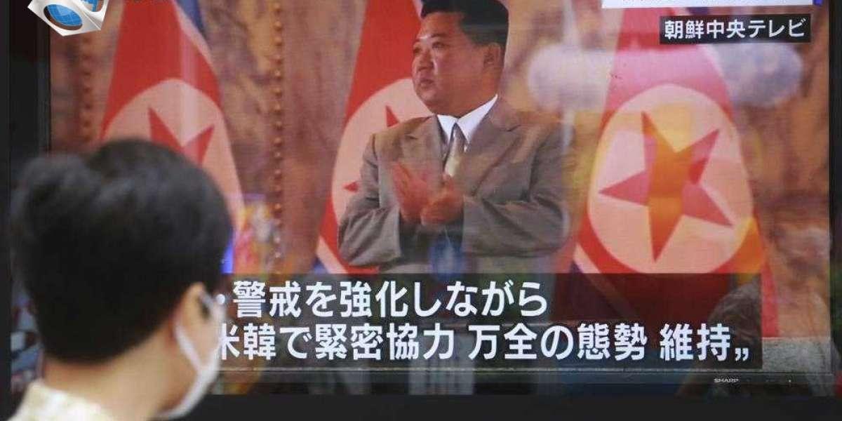 Rival Koreas test missiles hours apart, raising tensions