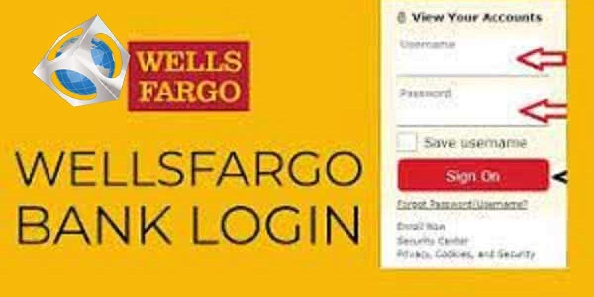 Know-how to use a Wells Fargo login account without errors