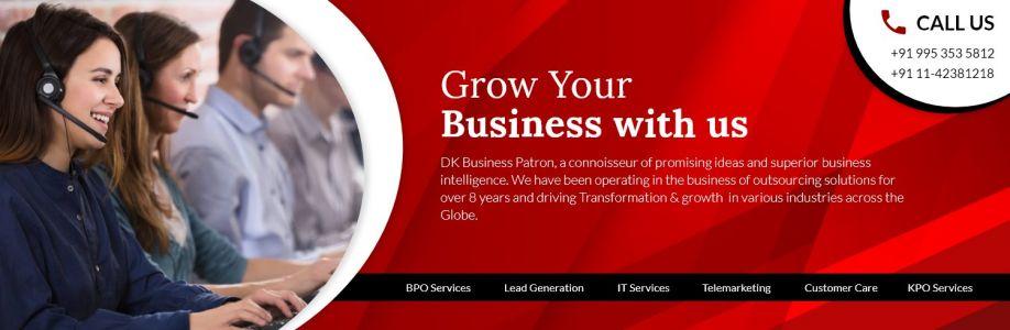DK Business Patron Cover Image