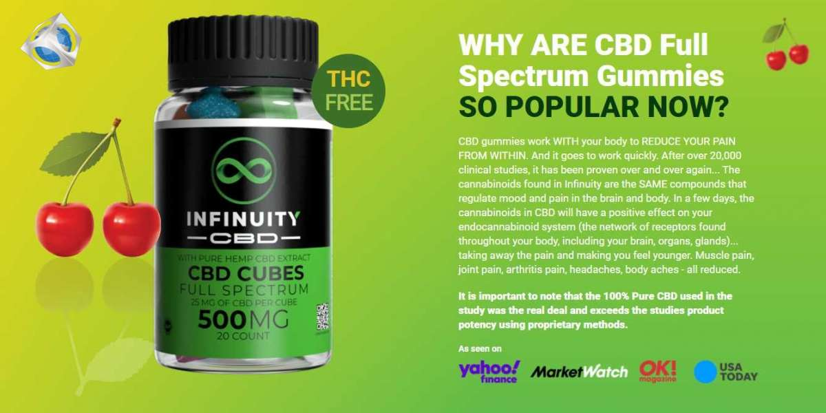 5 Ways Of Infinite CBD Gummies That Can Drive You Bankrupt - Fast!