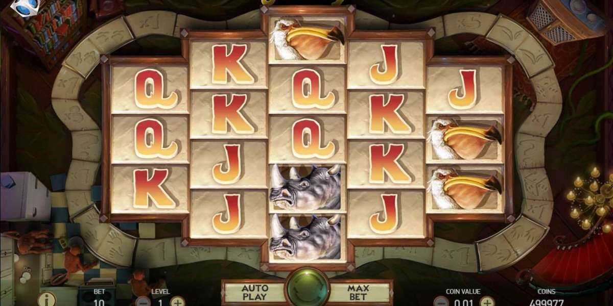 Meet the Jumanji slot — start your adventure for now