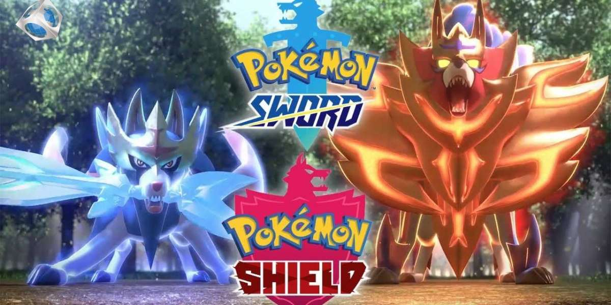 The three strongest Pokemon in the Pokemon Sword and Shield