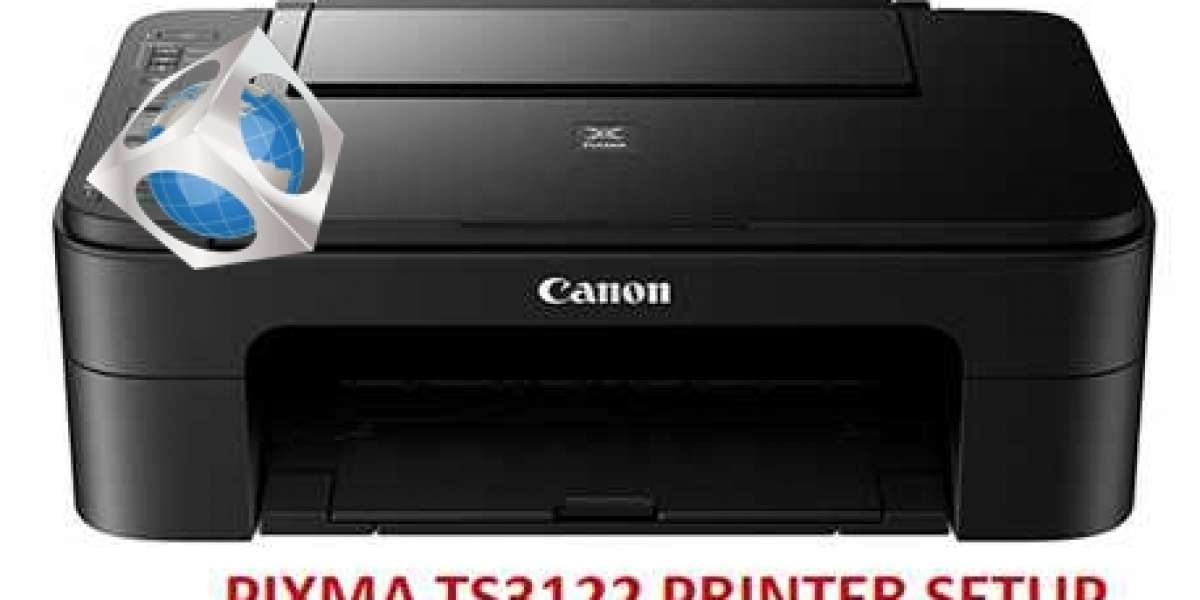How to set up Canon printer hardware?