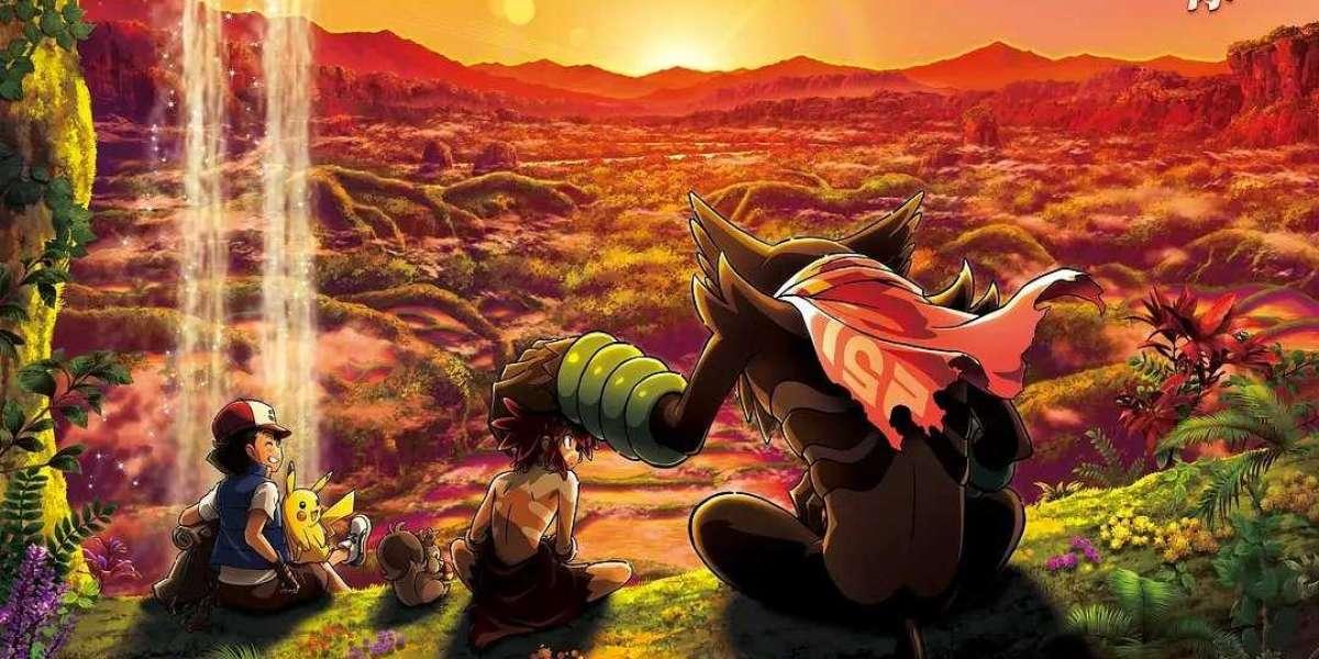 Pokémon the Movie: Coco(HD.1080p)2020