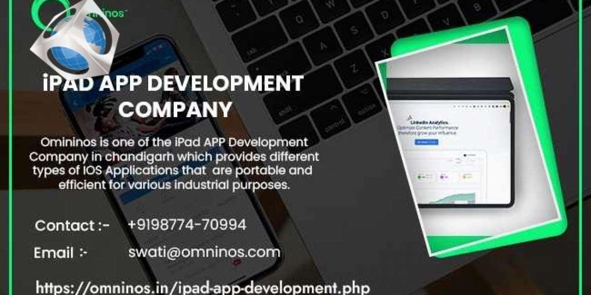Ipad APP Development company