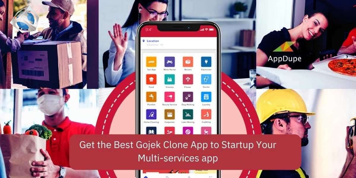 Gojek clone: Best way to startup your multi services business