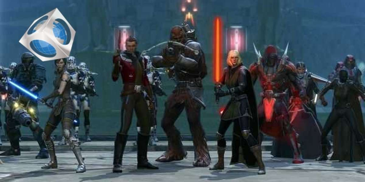Understand the system design of Star Wars The Old Republic
