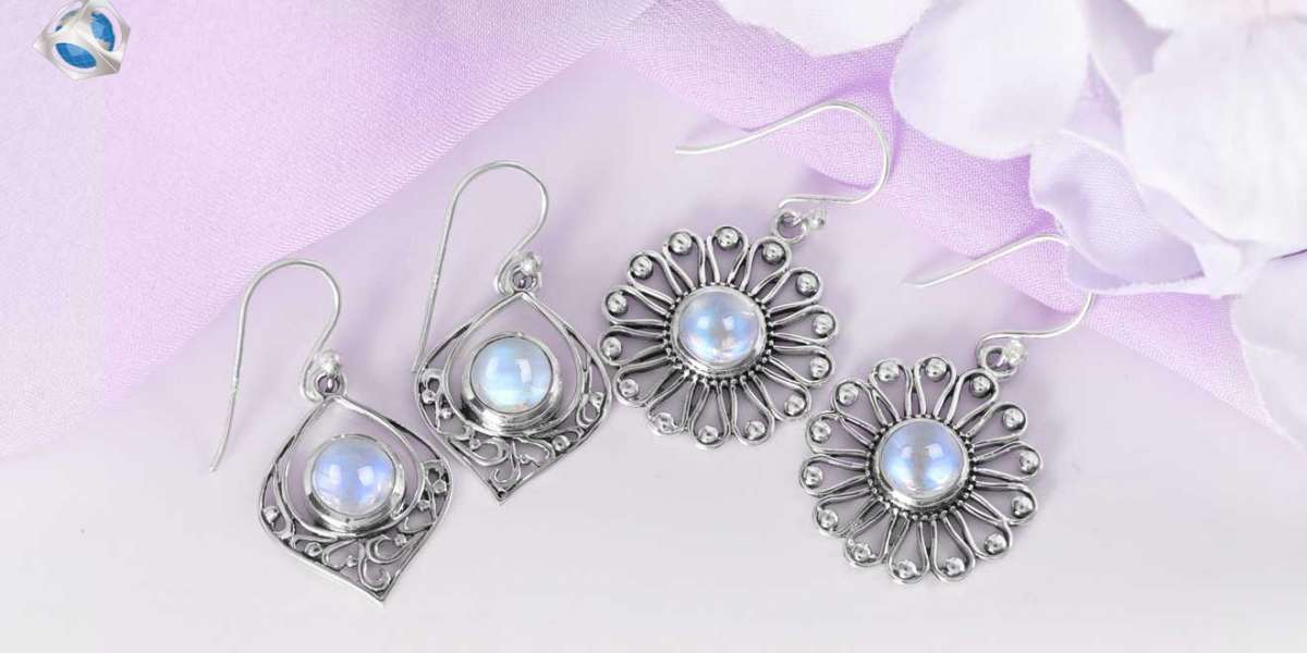 Moonstone Jewelry Collection at Factory Price