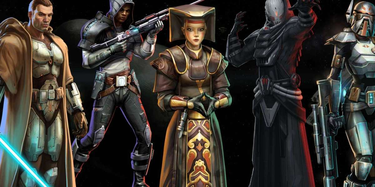 Star Wars The Old Republic new series of games are in production