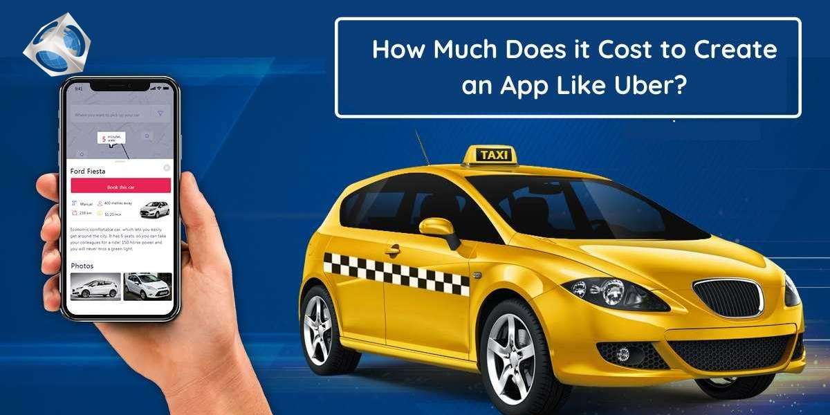 Complete Cost Estimate to Create an On-demand Taxi App Like Uber