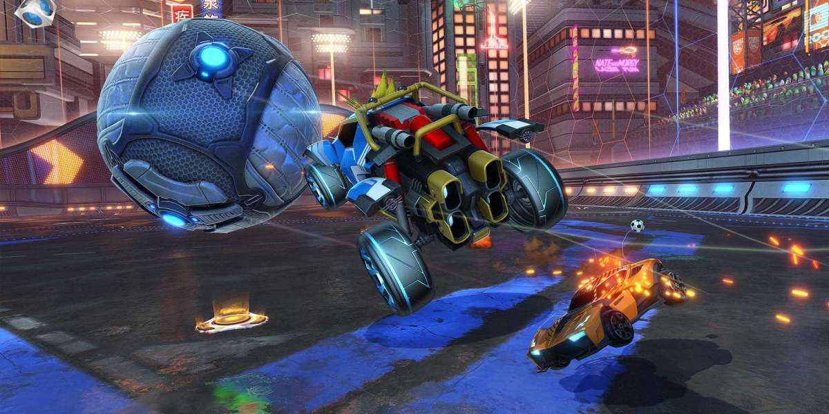 Rama Rocket League and Fortnite tie in occasion