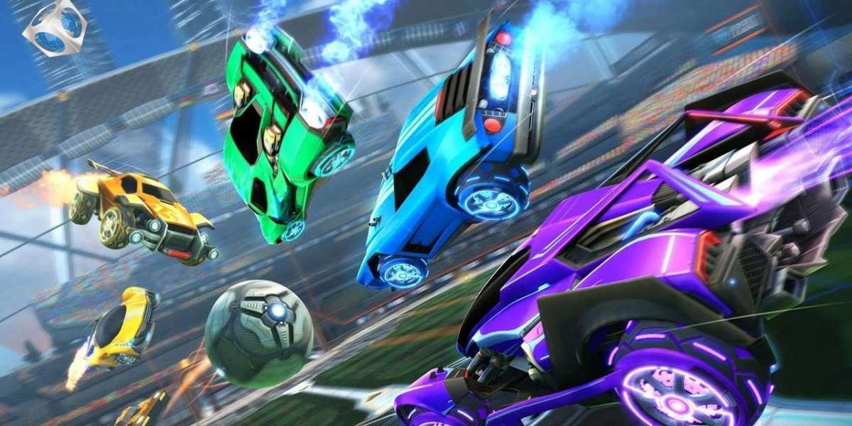 Rocket League developer Psyonix revealed the football-meets-racing