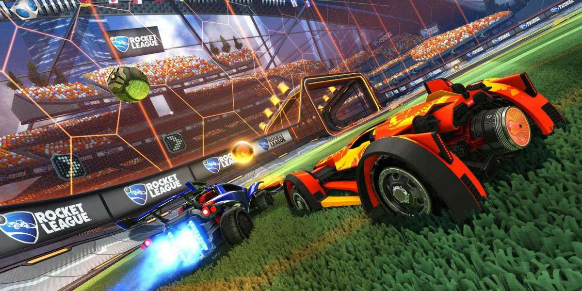 Rocket League blessings from its concept via tossing apart