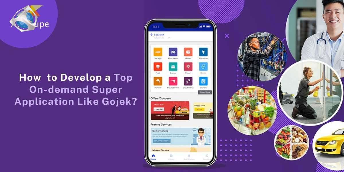 Best way to startup a on-demand super application like Gojek