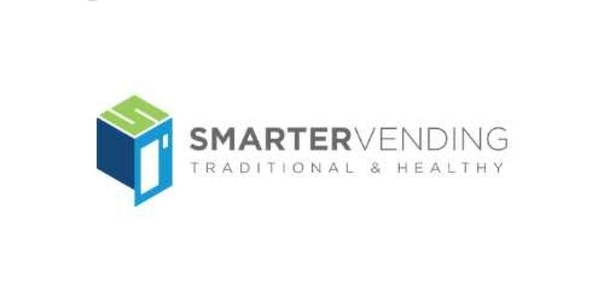 Snack Vending Machine | Smarter Vending Inc