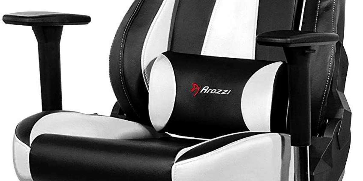 What Are The  Best Black and White Gaming Chair