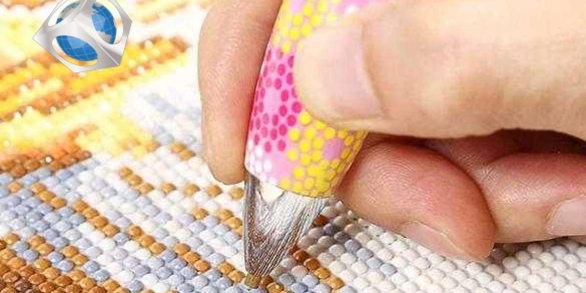 Diamond Embroidery painting